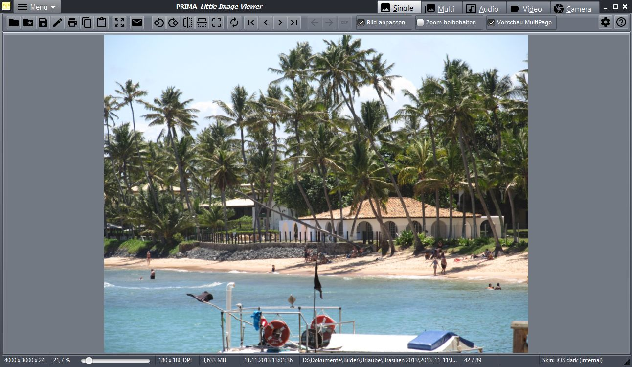 PRIMA Little Image Viewer